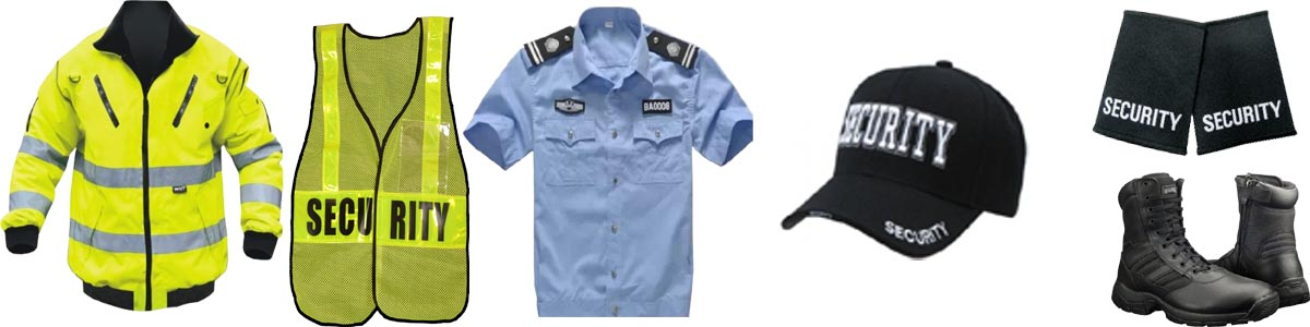 Security Uniforms Suppliers in Abu Dhabi