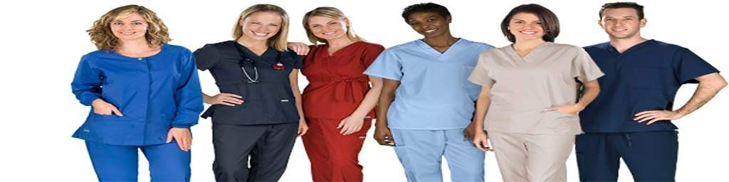 scrub suit in UAE