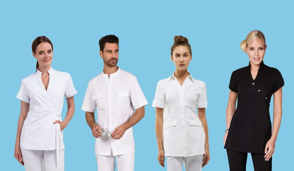 Salon & Spa Uniforms in Abu Dhabi